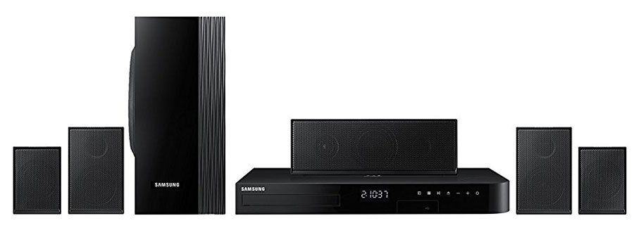 Samsung HT-J5100K/XL Home Theater System
