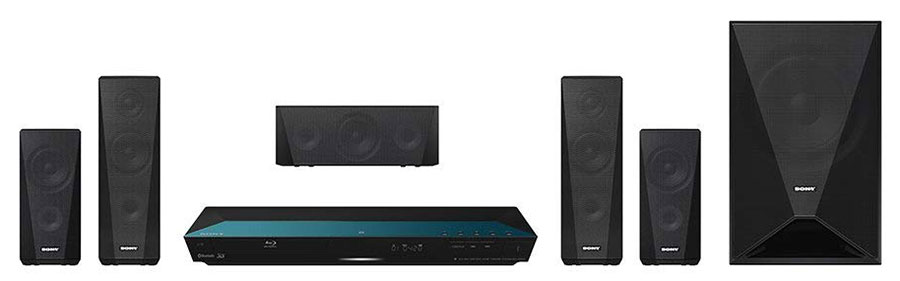 Sony BDV-E3200 Blu-Ray Home Theater