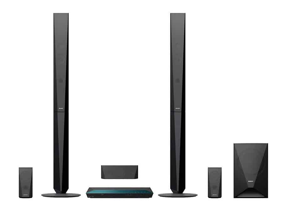 Sony BDV-E4100 5.1 Home Theater