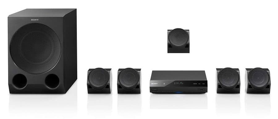 Sony HT-IV300/M-E12 Home Theater System