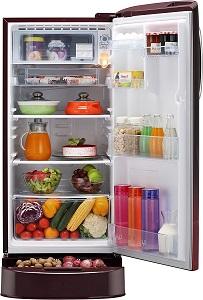 LG 190 L GL-D201ASPX Refrigerator