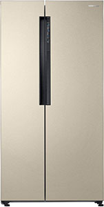 Samsung 674L Frost Free Side by Side Refrigerator RS62K6007FG/TL