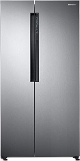 Samsung 674L Frost Free Side by Side Refrigerator RS62K6007S8/TL