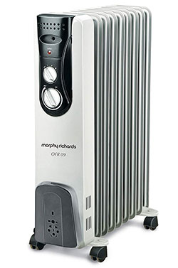 Morphy Richards OFR-09 2000-Watt Oil Filled Radiator