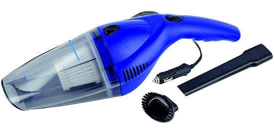 Bergmann Tornado Car Vacuum Cleaner