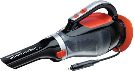 Black & Decker ADV1220 Car Vacuum Cleaner
