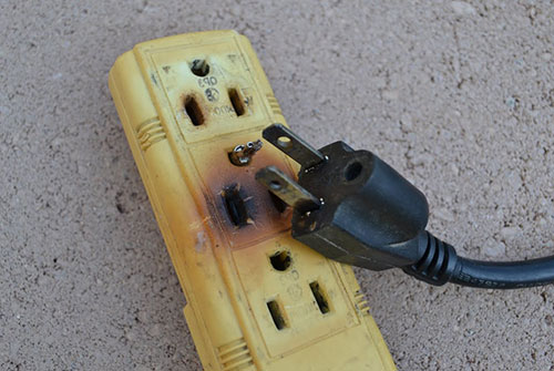 Don't Use Extension Cord