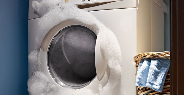 Don't Use Excess Detergent