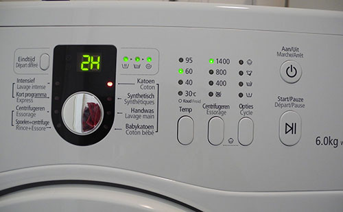 Make Yourself Familiar with Washing Machine Settings