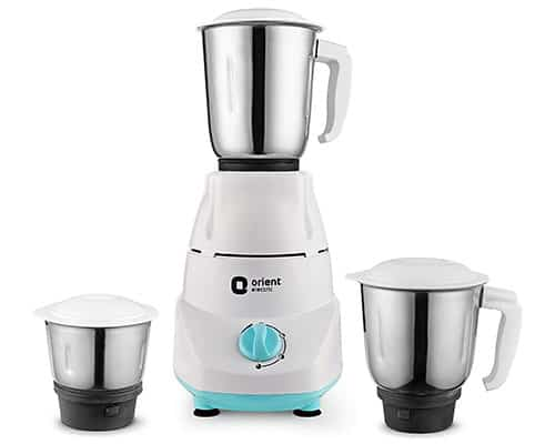 Orient Electric Kitchen Kraft MGKK50B3 500 Watt Mixer Grinder