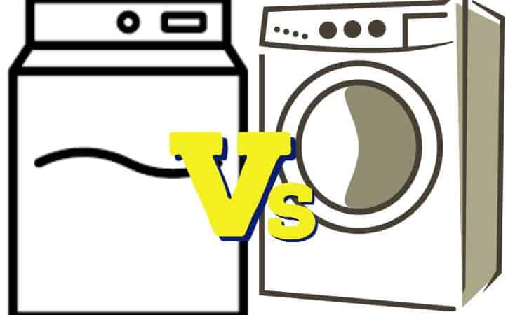 Top Load Vs Front Load Washing Machine – Difference and Which is Better
