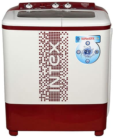Intex 6.2 kg Semi Automatic Washing Machine WMS62TL
