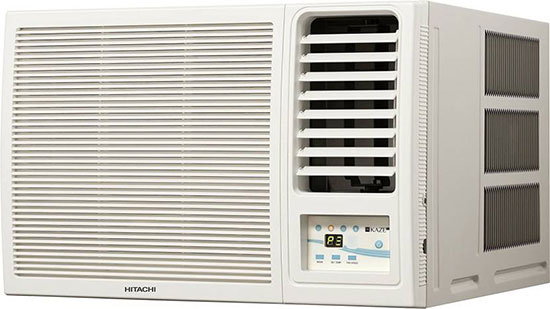 Hitachi 1-Ton 3 Star Window AC RAW312KWD