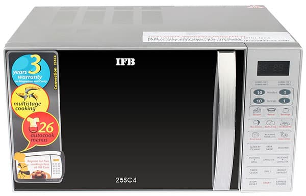 IFB Convection Microwave Oven 25SC4
