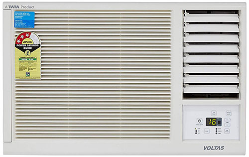 Voltas 1-Ton 3 Star Window AC 123 Lyi/123 LZF