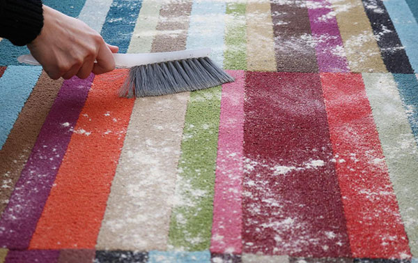 Use Baking Soda for Removing Carpet Odour