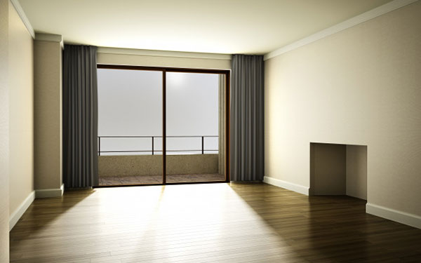 Close Curtains to Avoid Sunlight