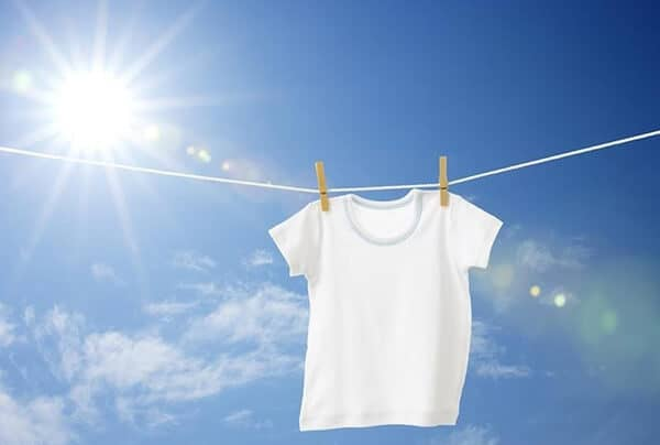 Dry Clothes in Sun
