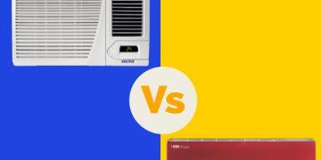 Window Air Conditioner Vs Split Air Conditioner