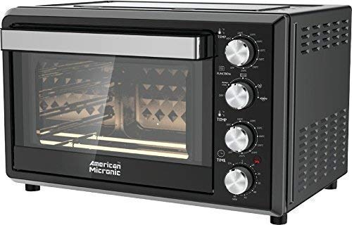 American Micronic AMI OTG-36LDx 36-Litre Oven Toaster Griller