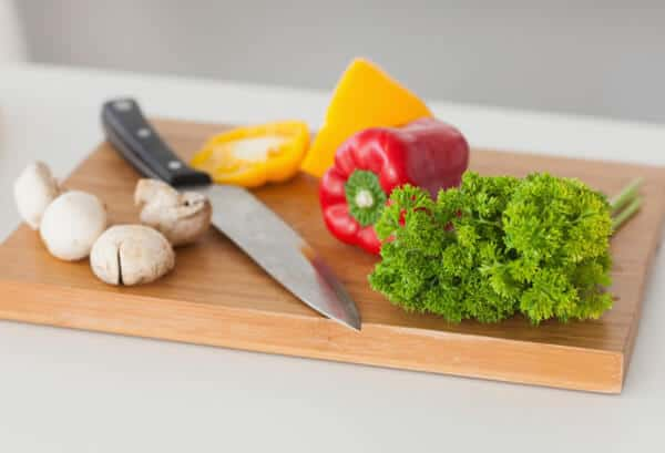 Disinfecting Chopping Board