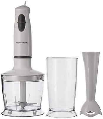 Morphy Richards HBCP 400-Watt Hand Blender with Chopper