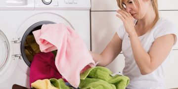Why Washing Machine Smells