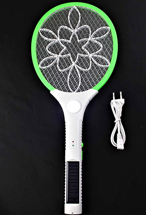 Viola Solar and Electric Mosquito Killer Bat