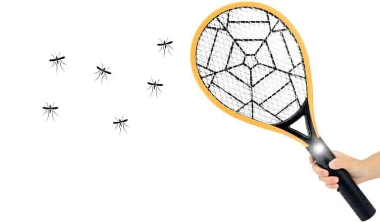 5 Best Mosquito Rackets (2019) – Reviews & FAQs