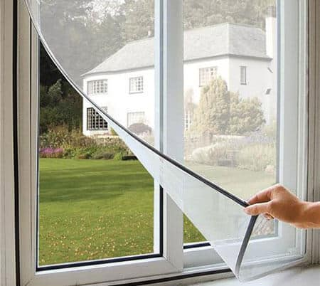 Mosquito Proofing Your Windows