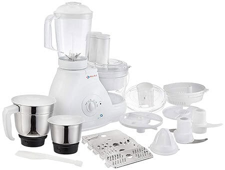Bajaj Food Factory FX-11 600-Watt Food Processor
