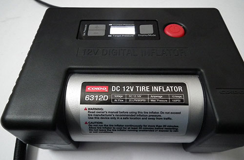 Coido Fully Automatic Tyre Inflator