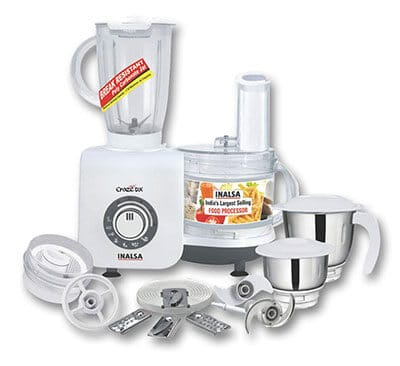 Inalsa Craze Dx Food Processor