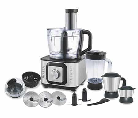 Inalsa Food Processor INOX 1000-Watt