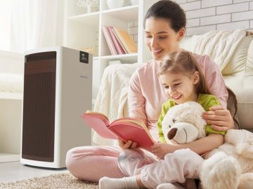 Effect of Air Purifier on Immunity